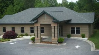 exterior of Marion office