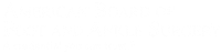 american board of foot and ankle surgery logo