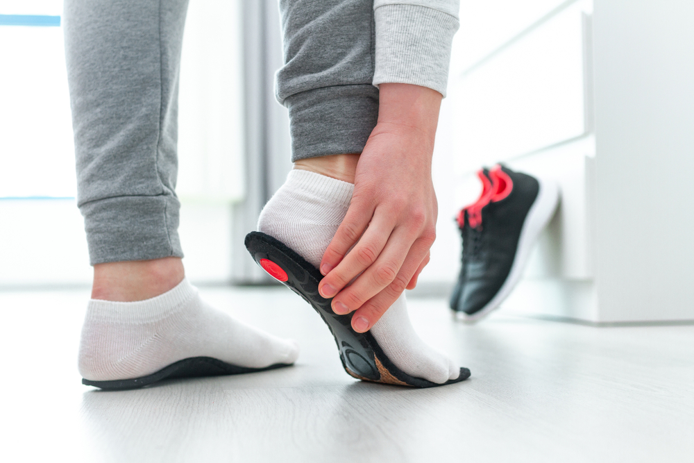 What It Means to Have Flat Feet
